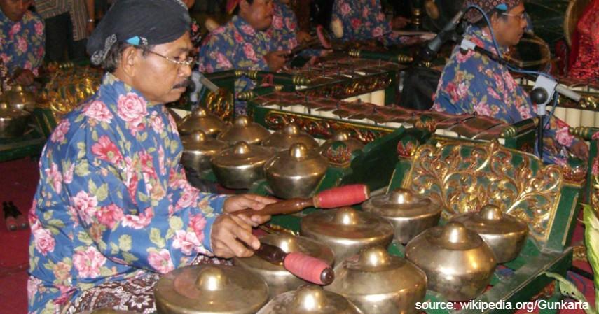 Gamelan - Warisan Budaya Asli Indonesia yang Diakui UNESCO Selain Borobudur
