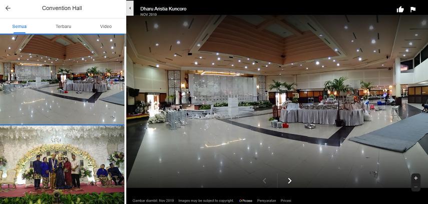Gedung Convention Hall Arif Rahman Hakim - Gedung Pernikahan di Surabaya dan Harga Sewa