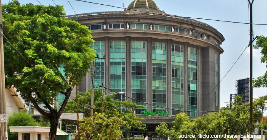 Gedung Graha SA - Gedung Pernikahan di Surabaya dan Harga Sewa