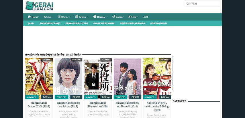 Gerai Film - Situs Nonton Drama Jepang Terbaru Gratis Subtitle Indonesia