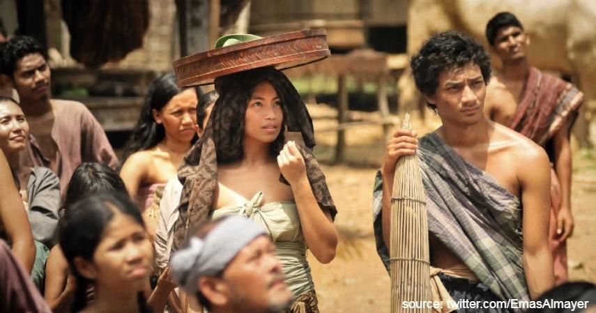 Gunung Emas Almayer - Mengulas 5 Film Indonesia dengan Biaya Produksi Termahal