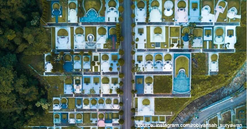 Heaven Memorial Park - Ini Tempat Pemakaman Mewah Lainnya