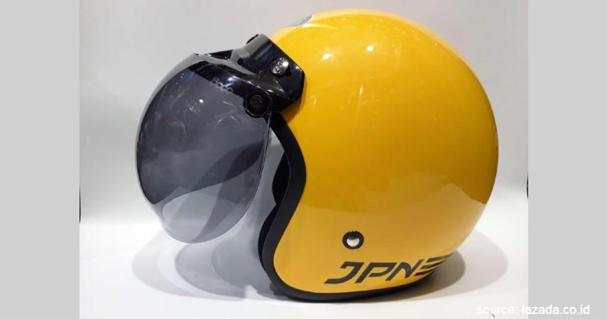 Helm BOGO Retro - 9 Rekomendasi Helm Termurah dengan Kualitas Baik