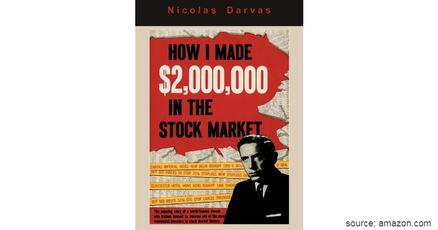 I Made 2000000 in The Stock Market - Rekomendasi 7 Daftar Buku Terbaik untuk Belajar Saham