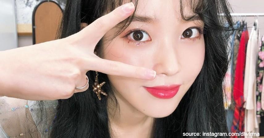 IU - Idol Korea Terkaya dan Bergelimang Harta
