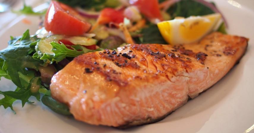 Ikan - Mengandung Lemak Omega-3