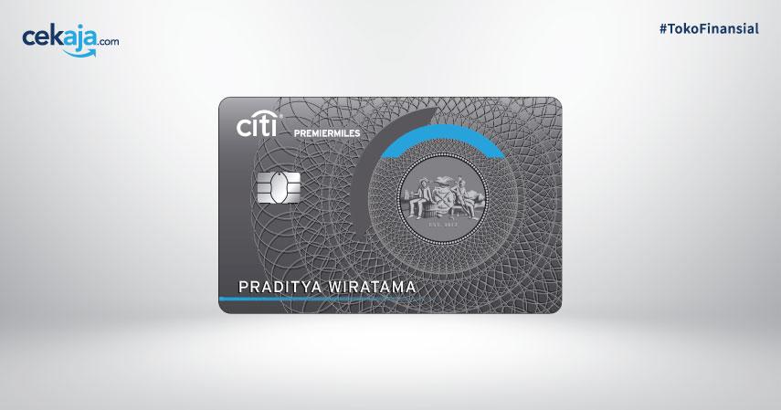 Review Citi PremierMiles Card, Kartu Kredit Buat Keliling Dunia
