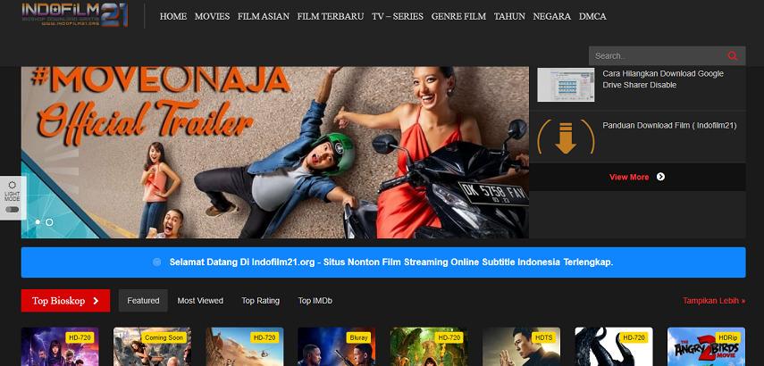 IndoFilm21 - Situs Nonton Drama India Lawas hingga Terbaru Subtitle Indonesia