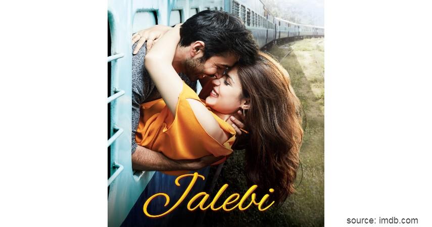 Jalebi kisah cinta yang tak sempurna - Rekomendasi Film Bollywood Paling Romantis