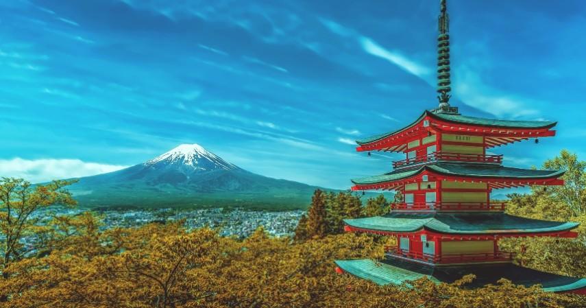 Jepang - 5 Negara dengan Sistem Penanggulangan Banjir Terampuh