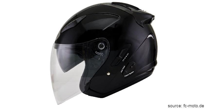 KYT Hellcat - 9 Rekomendasi Helm Termurah dengan Kualitas Baik