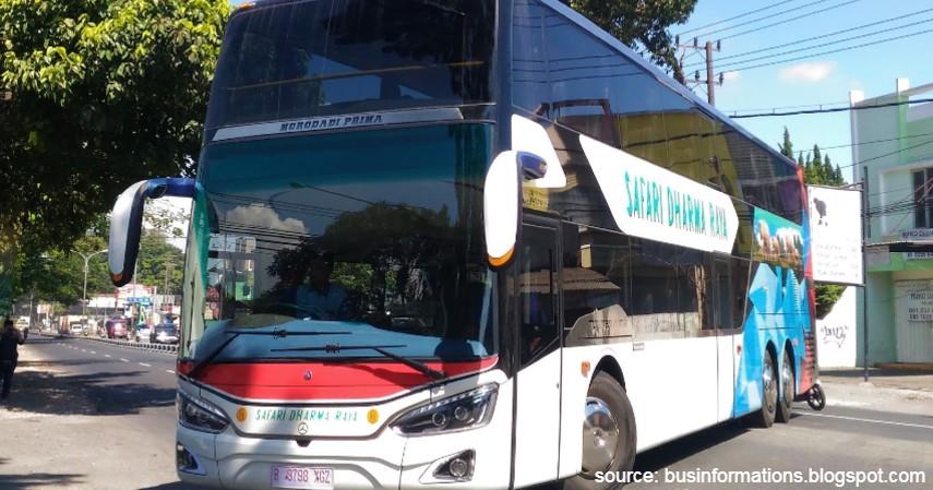 Karoseri Morodadi Prima - Karoseri Bus Terbaik di Indonesia