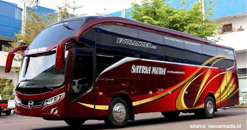 Karoseri New Armada - Karoseri Bus Terbaik di Indonesia