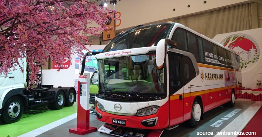 Karoseri Tentrem - Karoseri Bus Terbaik di Indonesia