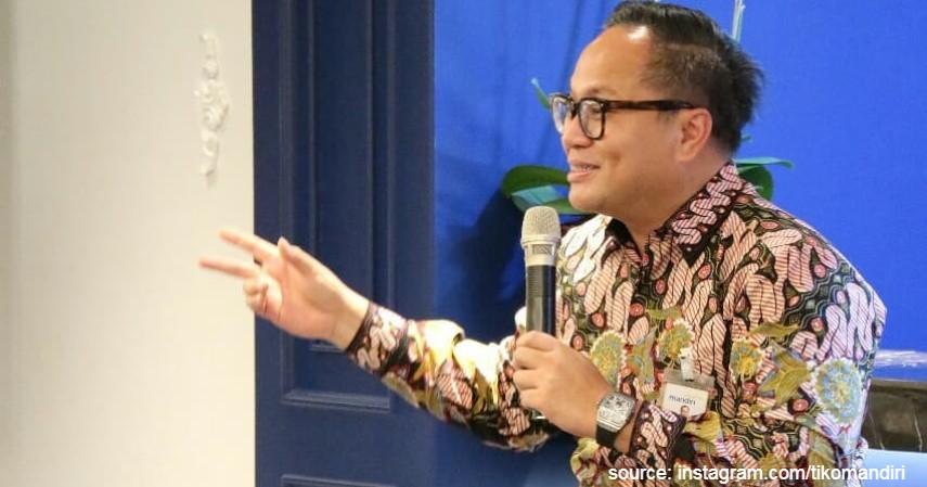 Kartika Wirjoatmodjo - Daftar Wakil Menteri yang Rangkap Jabatan