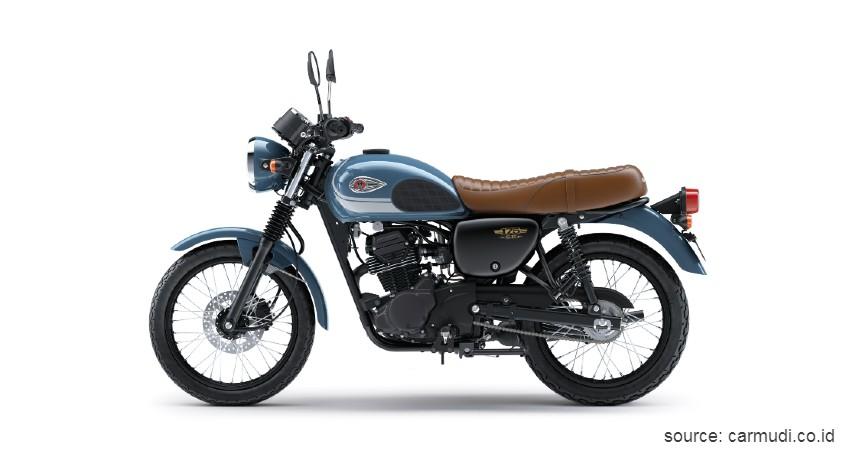Kawasaki W175 - Rp30 Juta-an - Motor Retro Modern dan Klasik Terbaru 2020