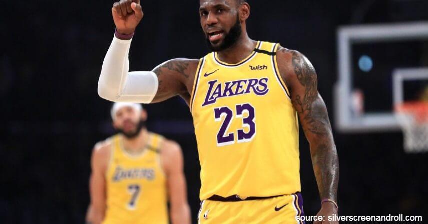 LeBron James - 21 Daftar Atlet Terkaya di Dunia yang Kamu Harus Tahu