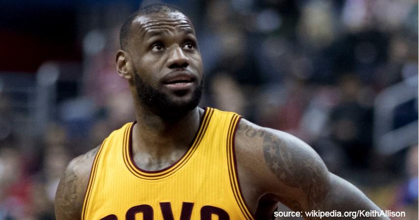 LeBron James - Pebasket Dunia Terkaya Jumlah Hartanya Sampai Triliunan