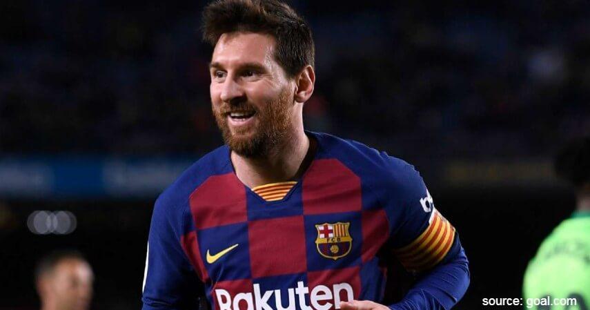 Lionel Messi - 21 Daftar Atlet Terkaya di Dunia yang Kamu Harus Tahu