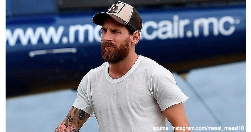 Lionel Messi - 400 juta USD - 5 Pemain Sepak Bola Terkaya di Dunia