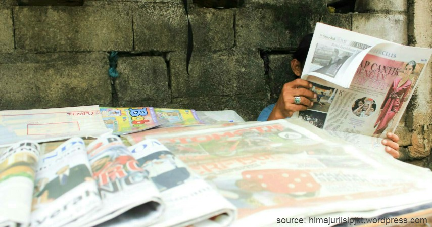 Loper koran - Profesi yang Terancam Punah