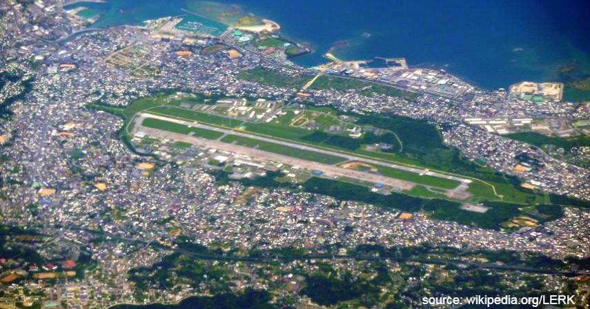 MCAS Futenma Okinawa Jepang - Mengulas Lengkap 7 Bandara Paling Berbahaya di Dunia