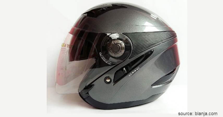 MDS Zarra - 9 Rekomendasi Helm Termurah dengan Kualitas Baik