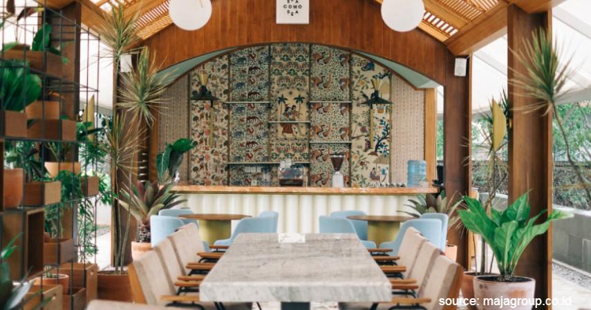 Maja House - 10 Tempat Makan Romantis di Bandung Murah Mulai 50 Ribu-an