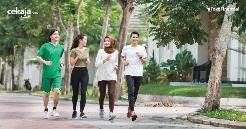 5 Cara Sukses Jalan Kaki 10.000 Langkah Sehari. Bikin Langsing!