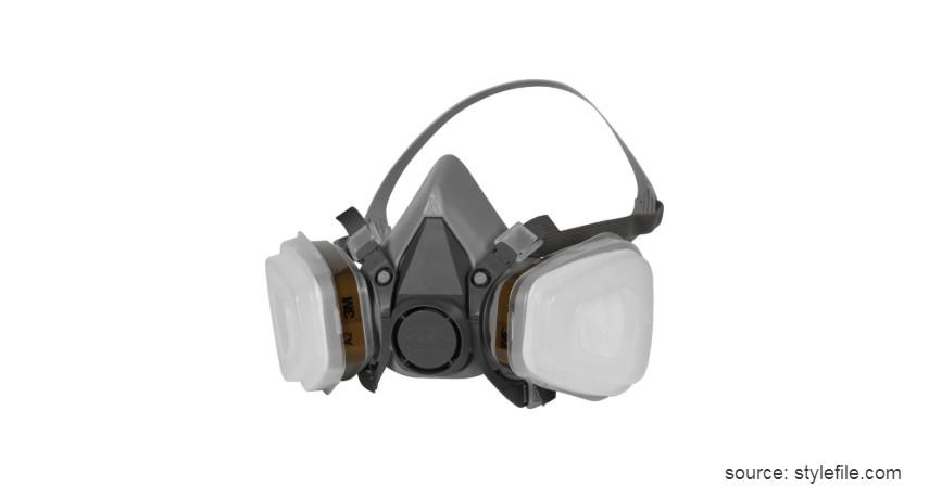 Masker gas - Mengenal Jenis-Jenis Masker