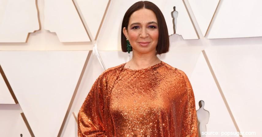 Maya Rudolph - 10 Artis dengan Busana Terburuk di Oscar 2020
