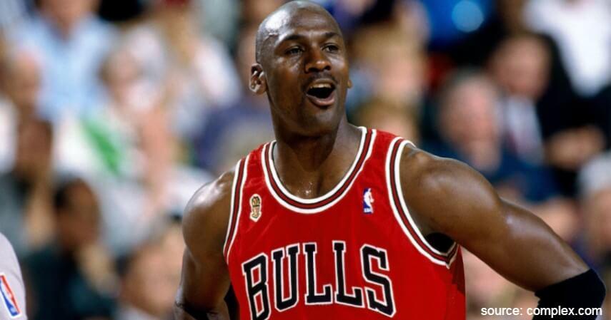 Michael Jordan - 21 Daftar Atlet Terkaya di Dunia yang Kamu Harus Tahu