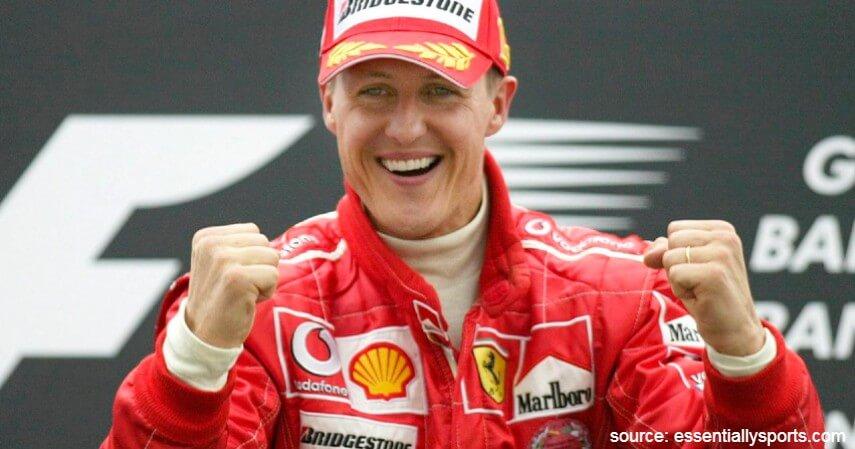 Michael Schumacher - 21 Daftar Atlet Terkaya di Dunia yang Kamu Harus Tahu