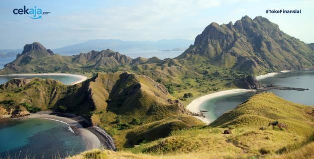 Minta wisatawan lokal liburan di dalam negeri - 3 Cara Jokowi Antisipasi Penurunan Turis China Akibat Corona