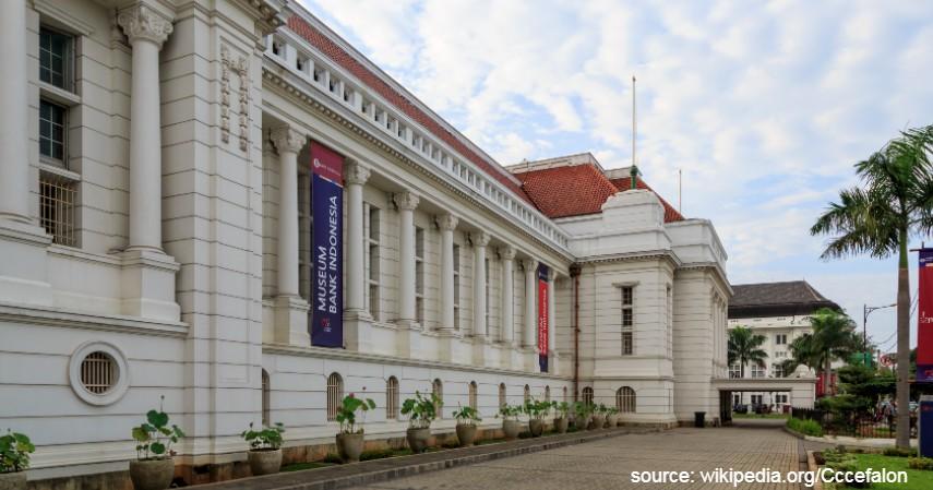 Museum Bank Indonesia - Mengetahui 10 Daftar Museum di Jakarta Murah Meriah