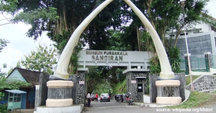 Museum Fosil Sangiran - Warisan Budaya Asli Indonesia yang Diakui UNESCO Selain Borobudur