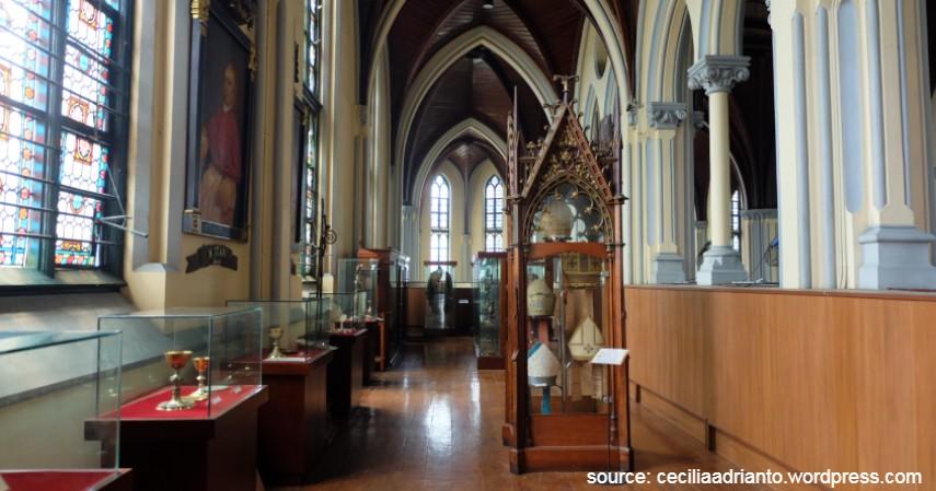 Museum Katedral - Mengetahui 10 Daftar Museum di Jakarta Murah Meriah