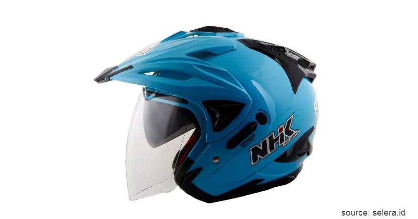 New Imprezza Solid - 9 Rekomendasi Helm Termurah dengan Kualitas Baik
