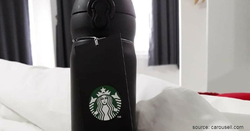 New Starbucks Tumbler Bottler Water Grande - Tumbler Starbucks Paling Hits dan Paling Banyak Dicari 2020