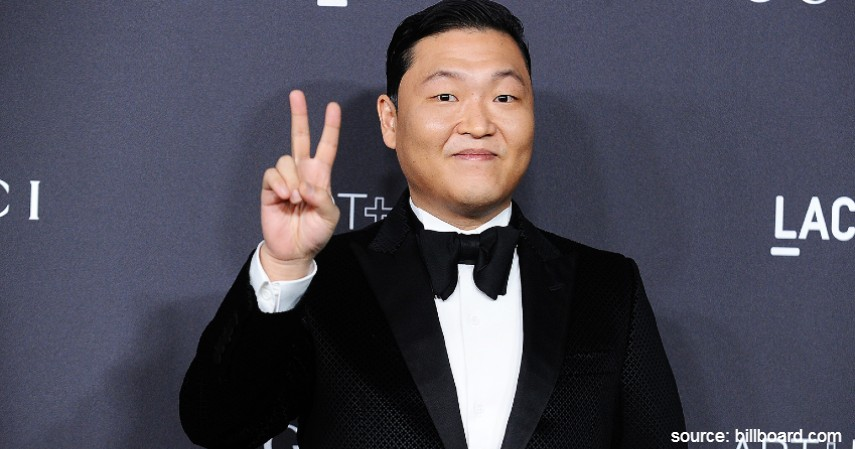 PSY - Idol Korea Terkaya dan Bergelimang Harta