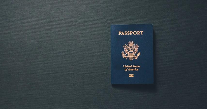 Paspor Amerika Serikat dengan 184 negara - Paspor Terkuat dan Terlemah di Dunia Tahun 2020