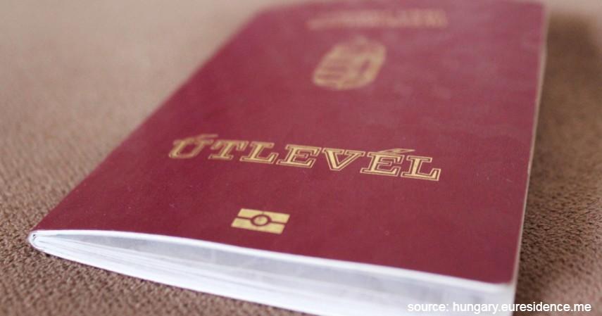 Paspor Hongaria dengan 181 negara - Paspor Terkuat dan Terlemah di Dunia Tahun 2020