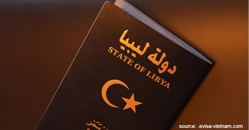 Paspor Libya dengan 37 negara - Paspor Terkuat dan Terlemah di Dunia Tahun 2020