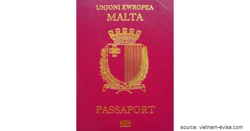 Paspor Malta dengan 183 negara - Paspor Terkuat dan Terlemah di Dunia Tahun 2020