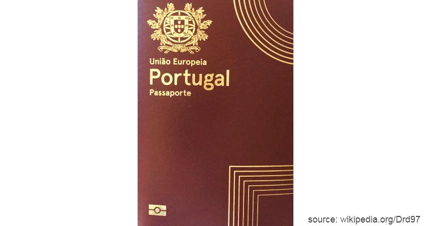 Paspor Portugal dengan 185 negara - Paspor Terkuat dan Terlemah di Dunia Tahun 2020