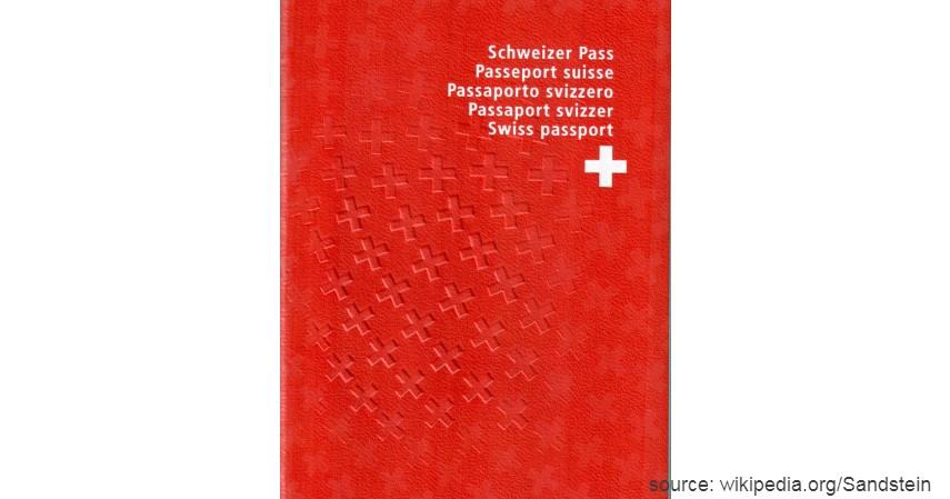 Paspor Swiss dengan 185 negara - Paspor Terkuat dan Terlemah di Dunia Tahun 2020