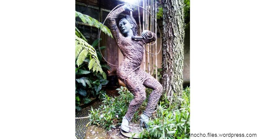 Patung Inul Daratista - Selain Gajah Mungkur Ini Sederet Patung Kontroversial di Indonesia