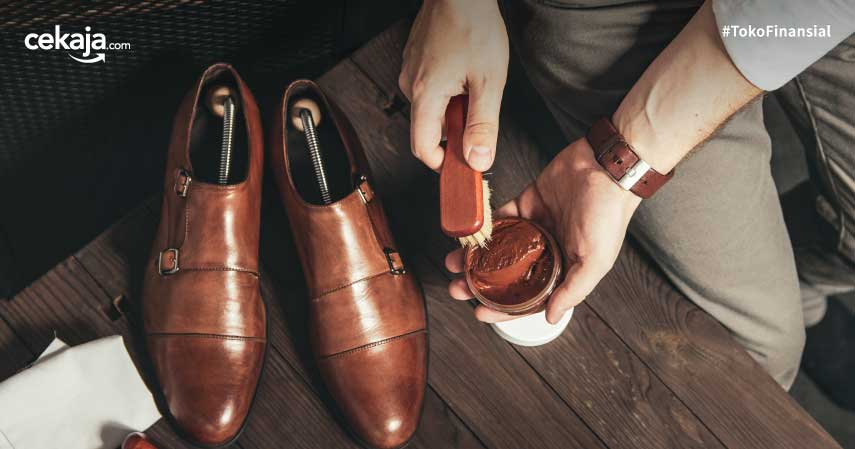 Pemilik Sepatu Kulit, Ini 7 Produk Perawatan Sepatu Terbaik