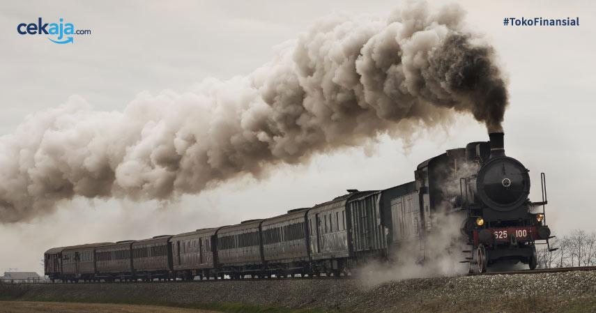 Kuy Liburan, Ini Promo Tiket Kereta Api Kartu Kredit Terbaru 2020