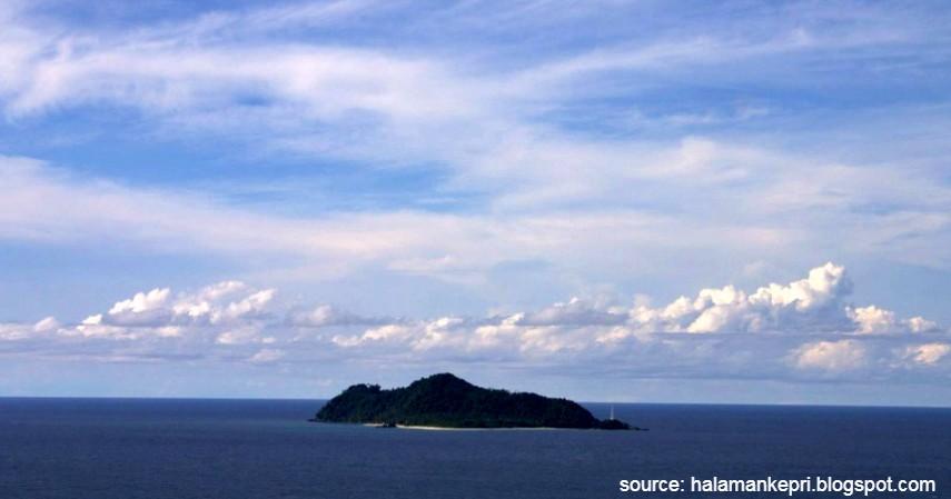 Pulau Senoa - Wisata ke Natuna Kunjungi Tempat Keren Ini